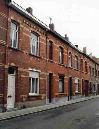 Dendermonde Leo Bruynincxstraat 31-33-35