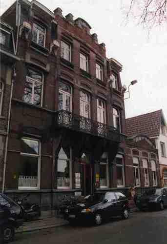 Dendermonde Onze-Lieve-Vrouwkerkplein 28-30