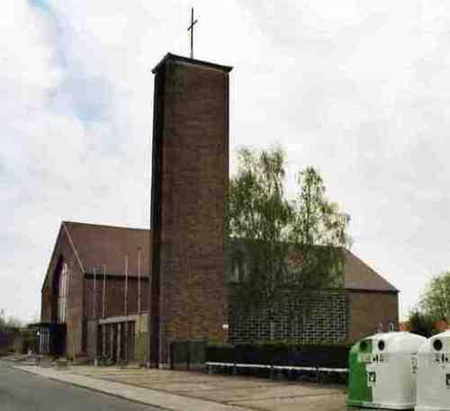 Dendermonde Ommegancklaan zonder nummer Sint-Jozefkerk