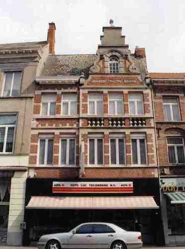 Dendermonde Vlasmarkt 17