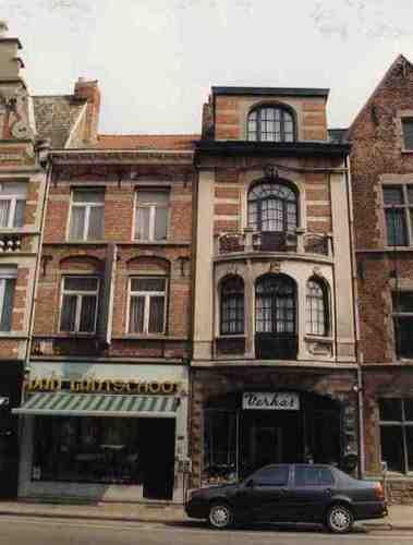 Dendermonde Vlasmarkt 19-21