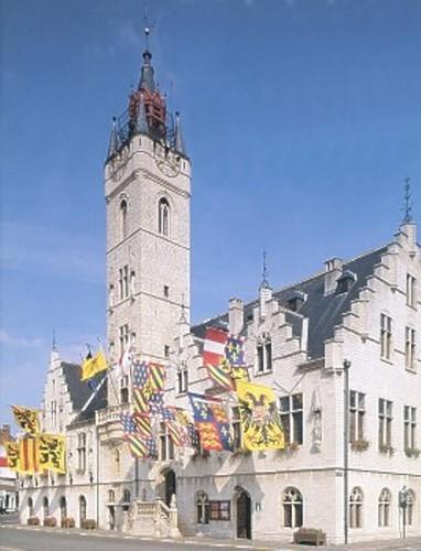 Dendermonde Grote Markt 1 Stadhuis