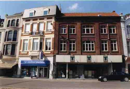 Dendermonde Vlasmarkt 16-20