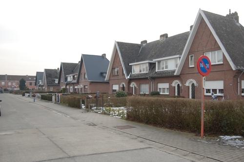 Dendermonde Ros Beiaardstraat 1-23