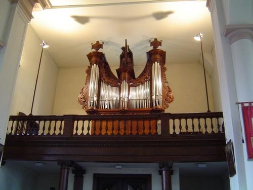 Orgel parochiekerk Sint-Cornelius