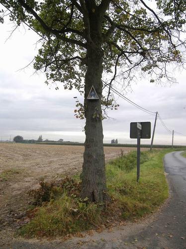 Ardooie Brabantstraat zonder nummer boomkapel