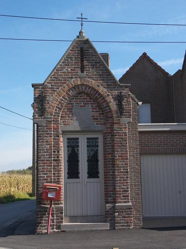 Ardooie Izegemsestraat zonder nummer kapel bij nummer 119