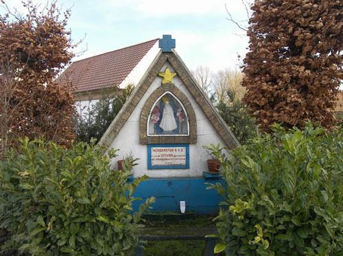 Ardooie Izegemsestraat zonder nummer kapel