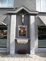 Kruiswegstatie De Kruisafneming