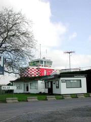 Controletoren van de regionale luchthaven Kortrijk-Wevelgem