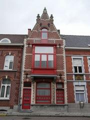 Burgerhuis in neo-Vlaamse renaissancestijl