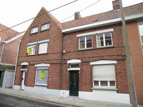 Ardooie Watervalstraat 58-92 detail