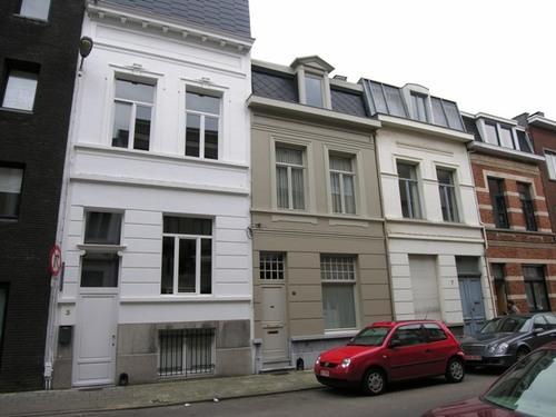 Antwerpen Admiraal de Boisotstraat 3-9
