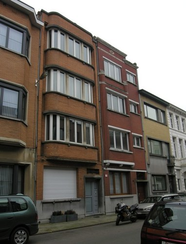 Antwerpen Admiraal de Boisotstraat 29-31