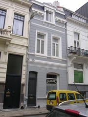 Neoclassicistische stadswoning