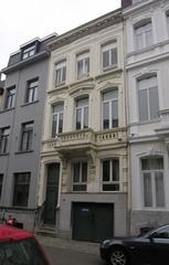 Neoclassicistisch ensemble van drie burgerhuizen