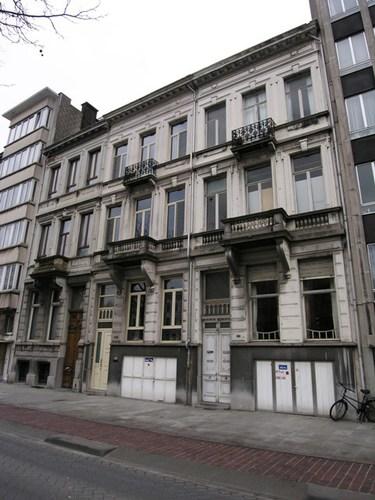 Antwerpen Amerikalei 223-225-227