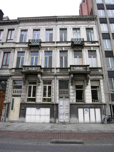 Antwerpen Amerikalei 225-227