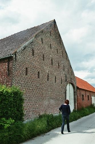 Wichelen Boterhoek 36 Poort