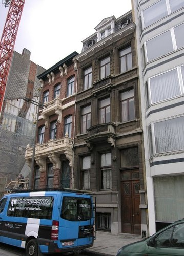 Antwerpen Amerikalei 23