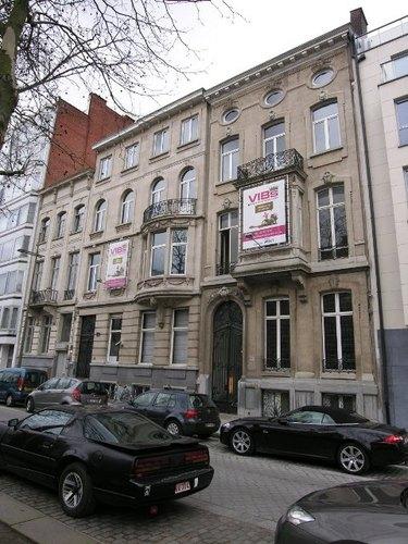 Antwerpen Amerikalei 31-33-35