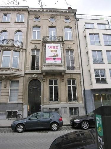 Antwerpen Amerikalei 35