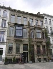 Neoclassicistische burgerhuizen