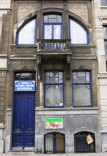 Antwerpen Amerikalei 184