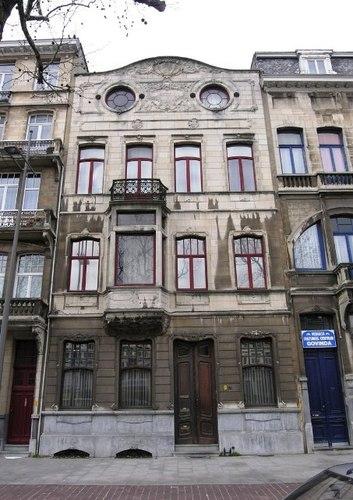 Antwerpen Amerikalei 186