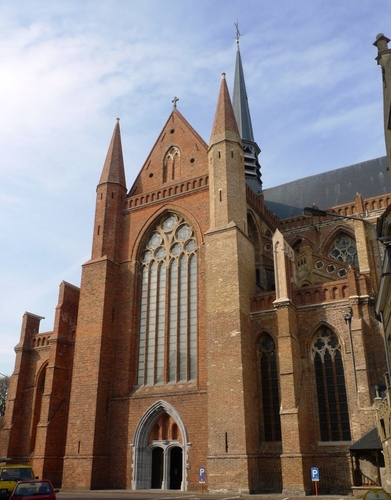 Veurne Sint-Walburgapark zonder nummer