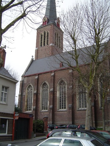 Izegem Kerkplein 1 Decanale kerk Sint-Tillo