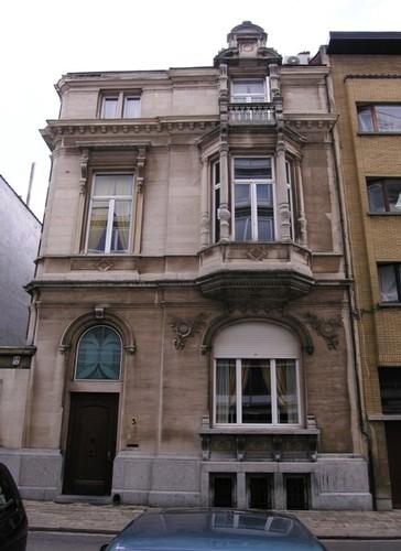 Antwerpen Beeldhouwersstraat 5