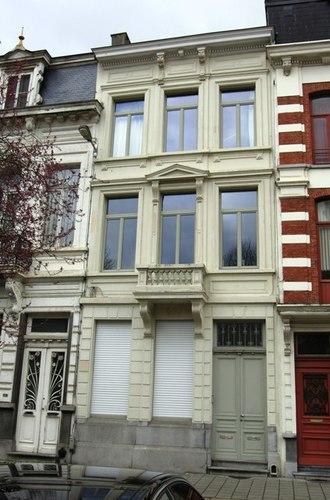 Antwerpen Beeldhouwersstraat 36