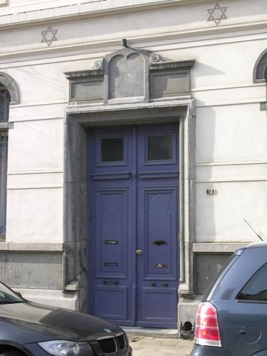 Antwerpen Bouwmeestersstraat 7 Schildersstraat 10