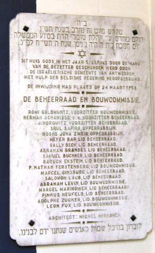 Antwerpen Bouwmeestersstraat 7