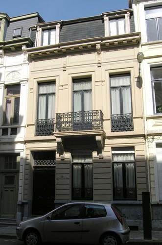 Antwerpen Coquilhatstraat 19