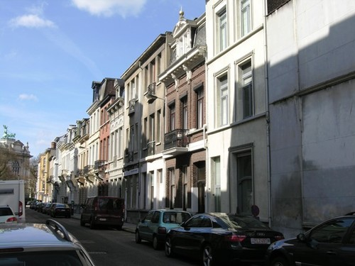 Antwerpen Coquilhatstraat 1-33