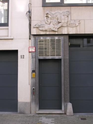 Antwerpen Coquilhatstraat 10