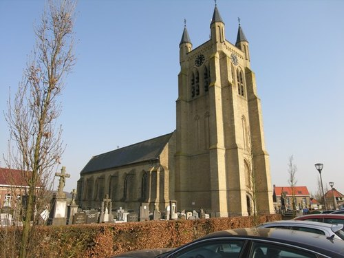 Heuvelland Loker Dikkebusstraat 133 Sint-Petruskerk Sint-Petruskerk