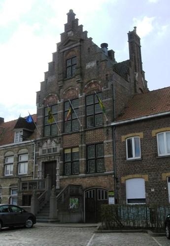 Heuvelland Nieuwkerke Markt 17
