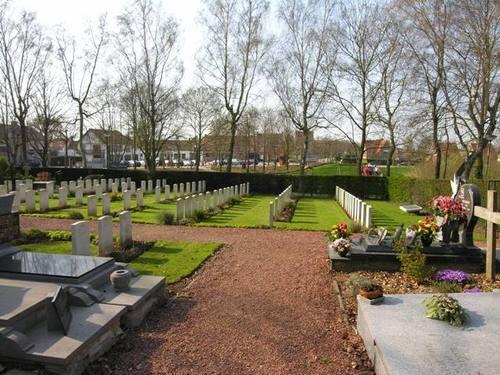 Heuvelland Westiouter Sulferbergstraat 1A kerkhof