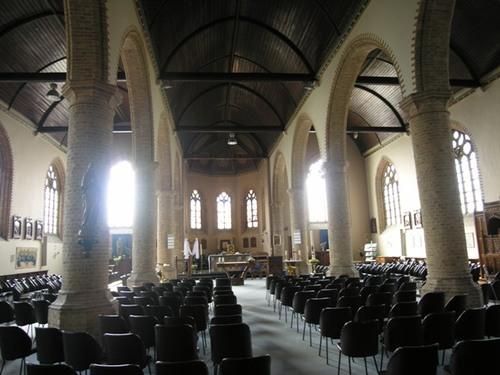 Heuvelland Westiouter Sulferbergstraat 1A kerk