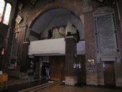 Orgel kerk Onze-Lieve-Vrouw