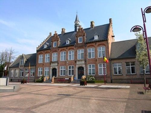 Zonnebeke Langemarkstraat 8