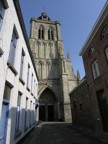 Poperinge Garenstraat zonder nummer kerk