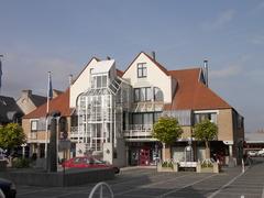 Woon- en winkelcomplex De Platse