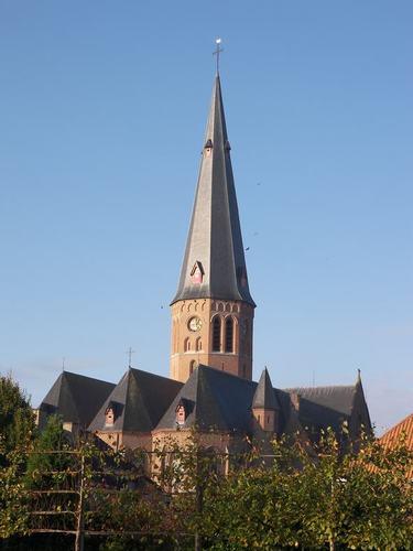 Koekelare Concertplein zonder nummer parochiekerk Sint-Martinus