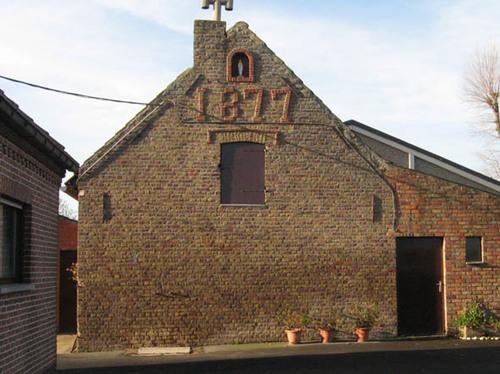 Koekelare Moerdijkbeek West 31 detail jaartal