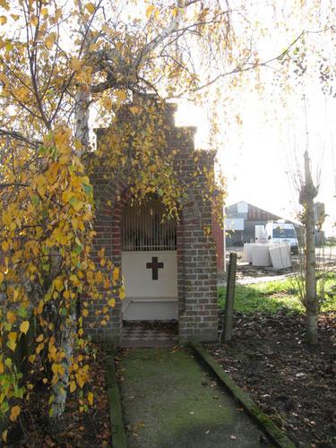 Koekelare Moerdijkbeek West zonder nummer kapel Onze-Lieve-Vrouw