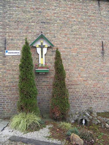 Koekelare Moerestraat 293 kruis